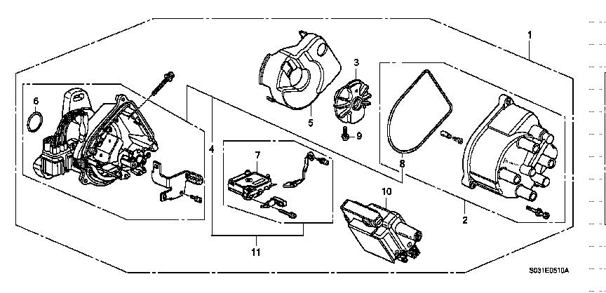 Cool Distributor Tec Honda Part Listjp Carparts Com Wiring Cloud Oideiuggs Outletorg