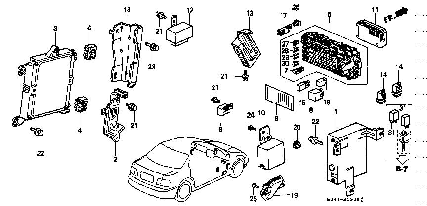 37820 pcv j11 ecu civic ferio honda part detail|jp carparts com gm horn diagram p2j ecu wiring diagram #50