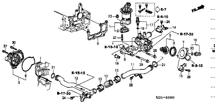 Parts detail.