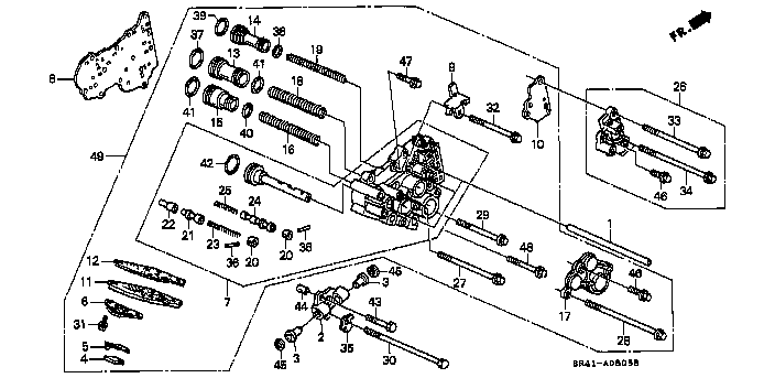 eg8 civic d15b engine  diagram  auto wiring diagram