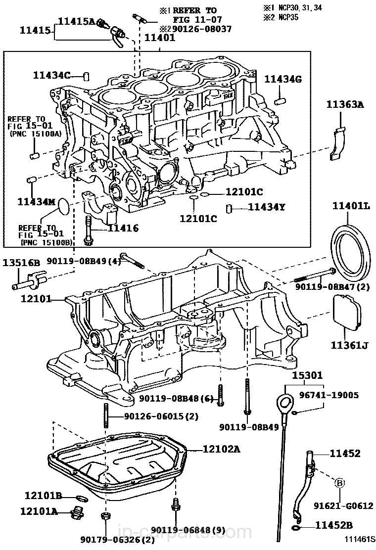 Bestseller  1nz Fe Engine Diagram