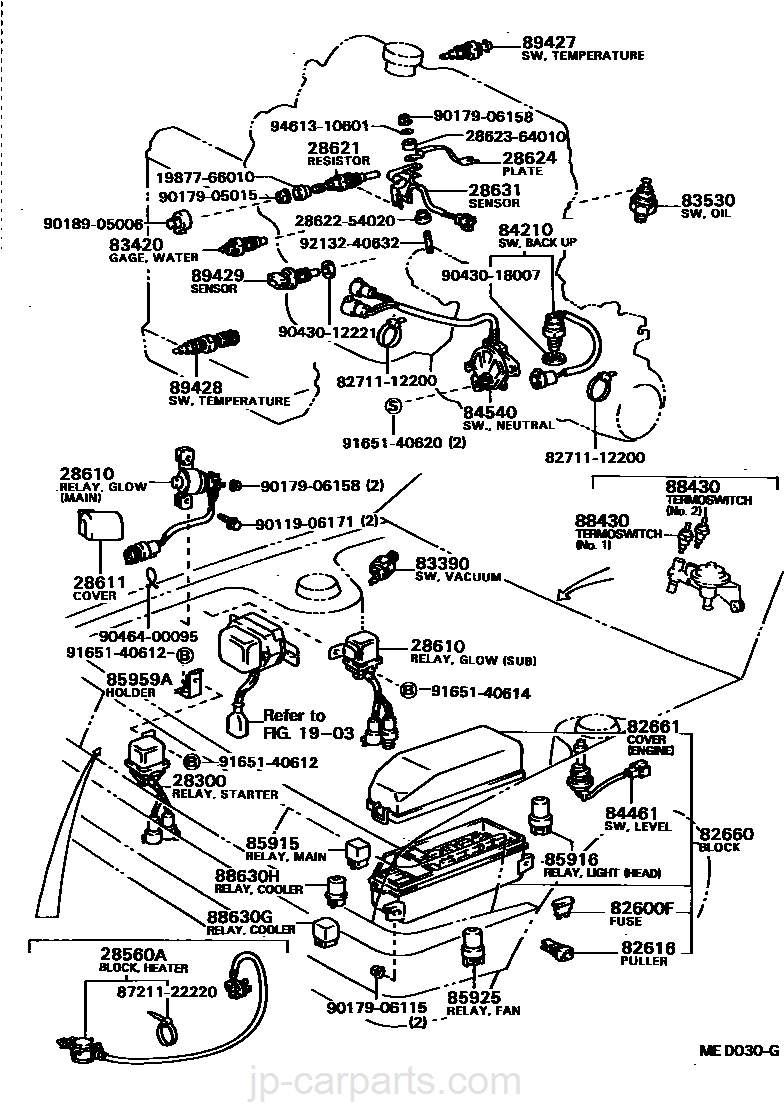 T14339057 Need find vacuum hose 2006 corolla likewise Partlist furthermore 0411243080 further Cooling 20and 20A 20C besides 9091603046. on 1987 toyota corolla fx engine