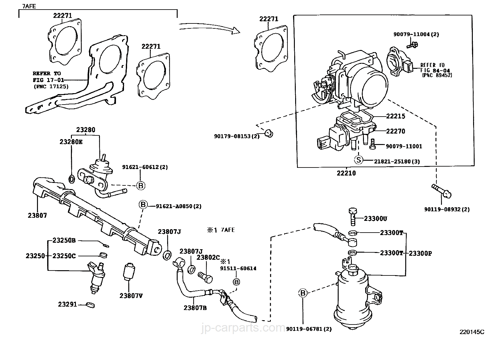 Fuel Injection System Toyota Part List Subaru Pressure Diagram Select Image Size