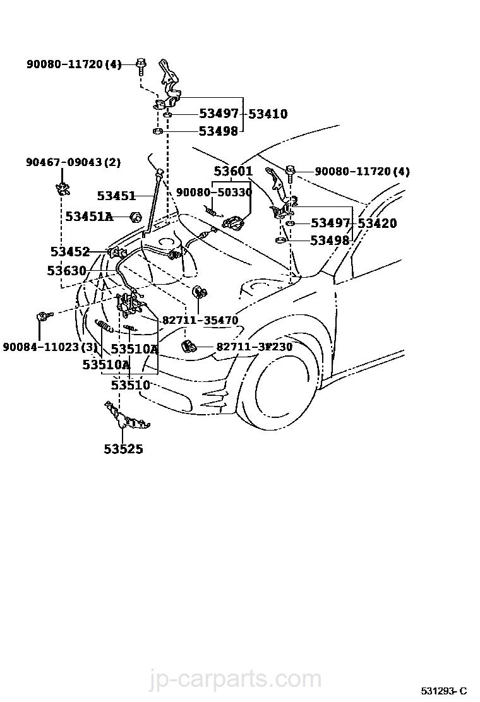 Pro Braking PBK7505-SIL-PUR Front//Rear Braided Brake Line Silver Hose /& Stainless Purple Banjos