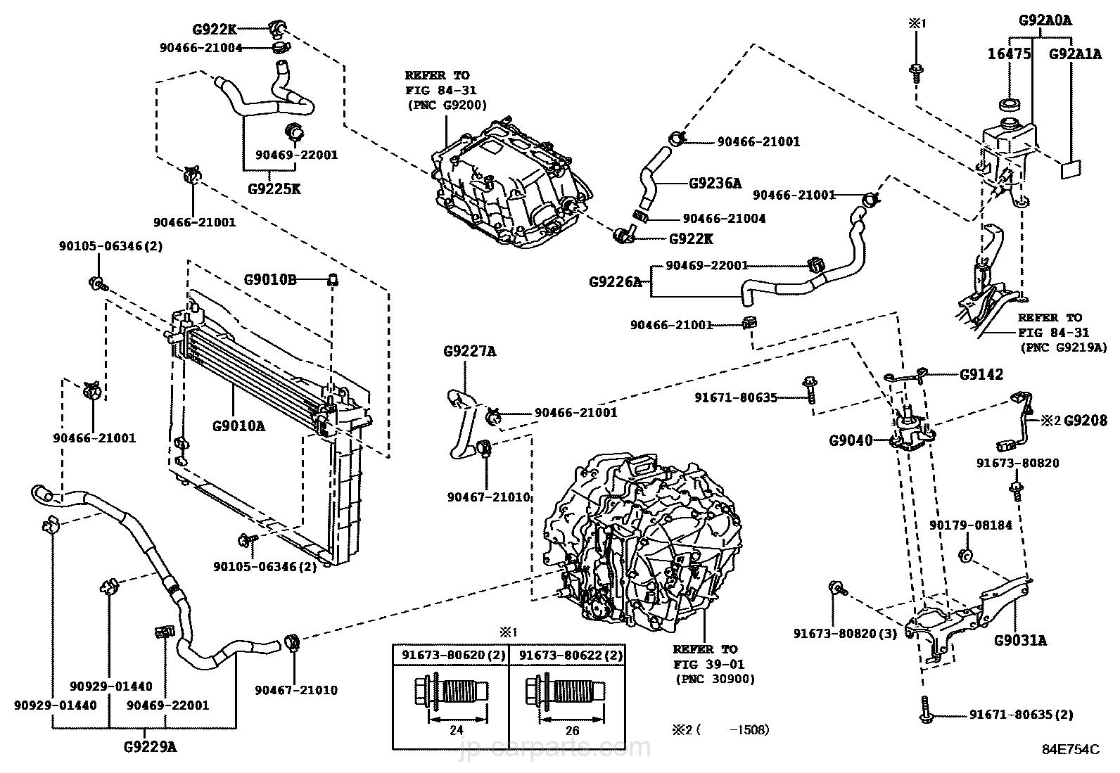 inverter cooling lexus part list jp carparts Lexus SC select image size