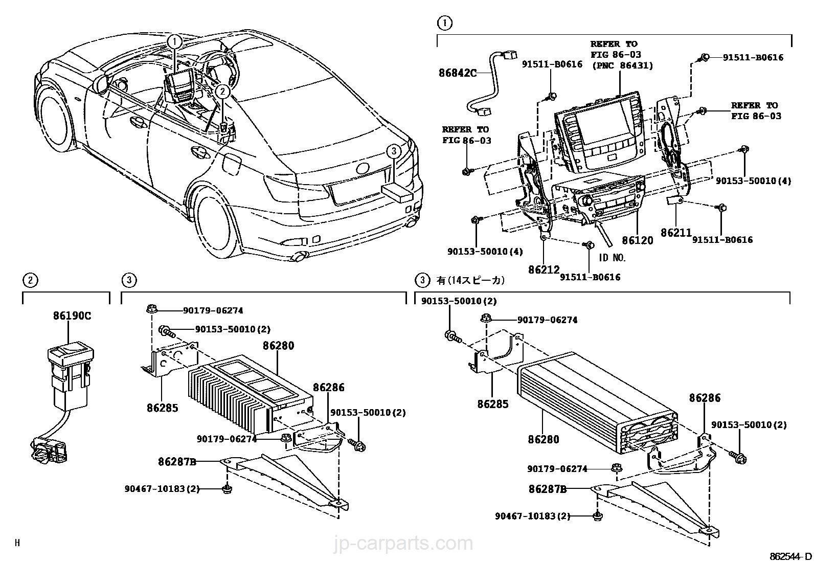 radio receiver  u0026 amplifier  u0026 condenser    lexus