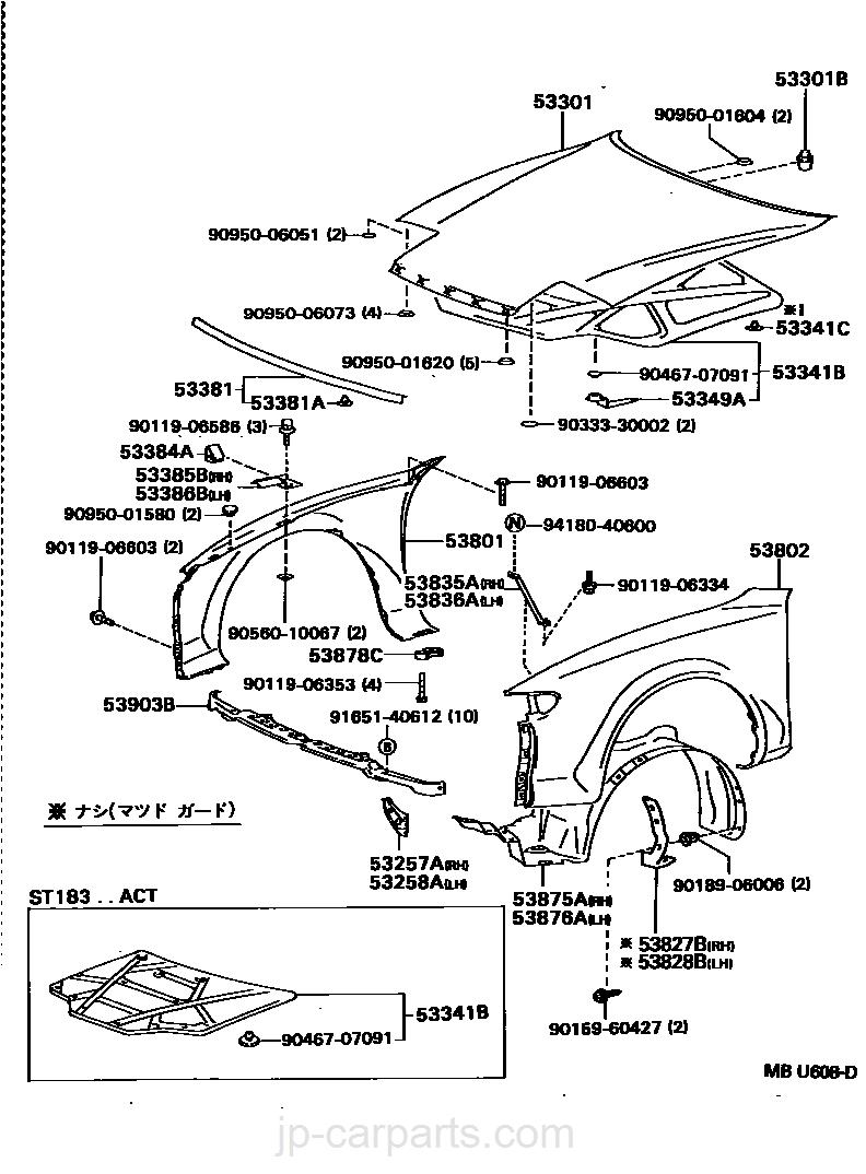 Nice Stratocaster Parts Diagram Vignette - Wiring Standart ...