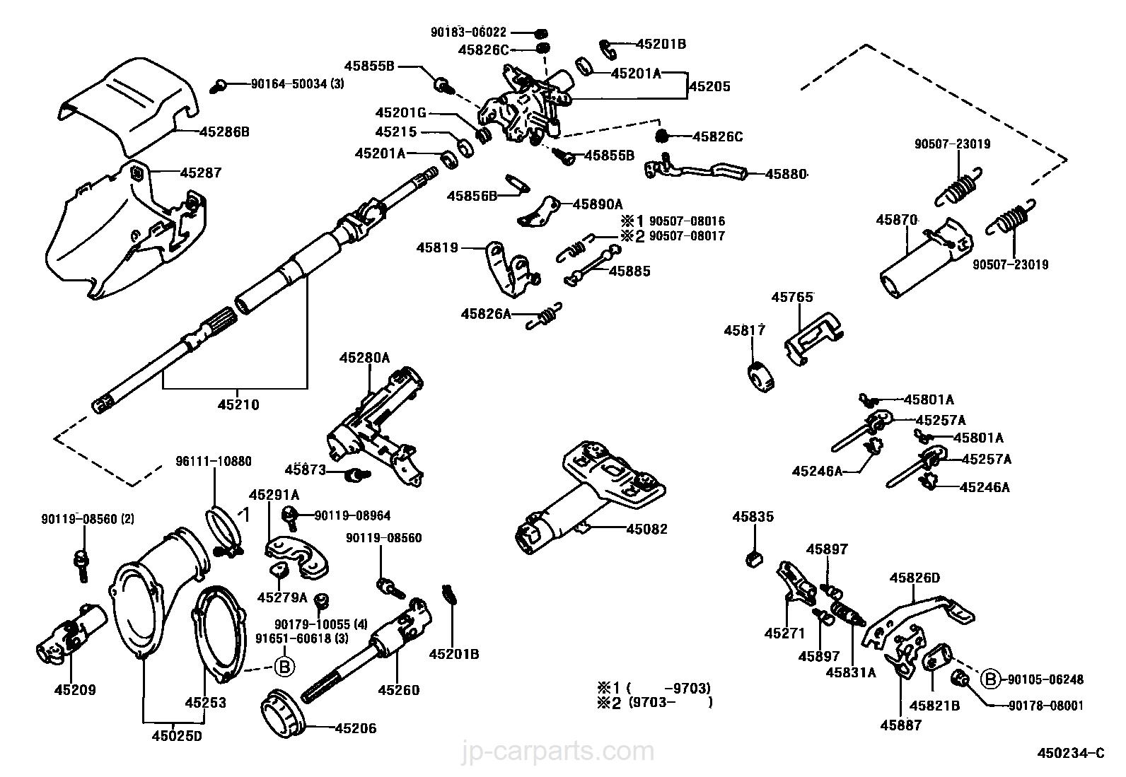 Pro Braking PBK0456-TBL-PUR Front//Rear Braided Brake Line