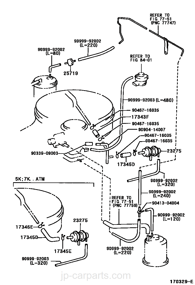 vacuum toyota for diagram hoses engine kr42v simple wiring schema 2007 Toyota Tacoma Engine Diagram vacuum piping toyota part list jp carparts 2003 sonoma vacuum diagram picture vacuum toyota for diagram hoses engine kr42v