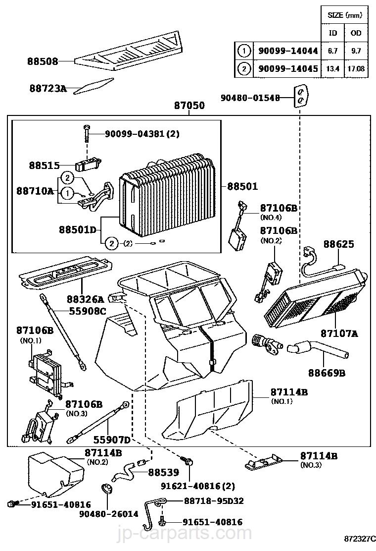 1987 Camry Fuse BoxFuseWiring Diagram Images Database – Integra Fu Box Wiring Diagram