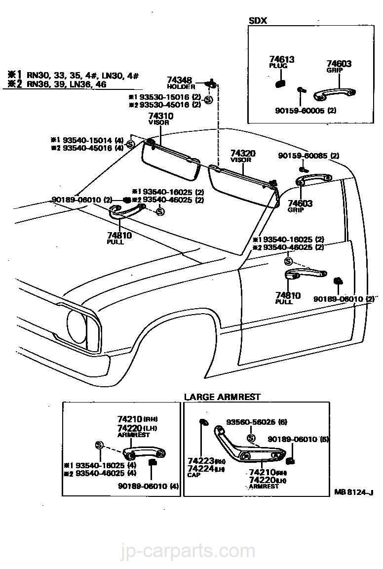 Interior Genuine Hyundai 83611-2B000-HZ Door Handle Housing