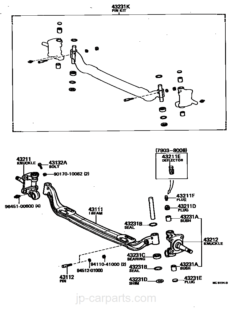 1986 toyota pickup aftermarket parts