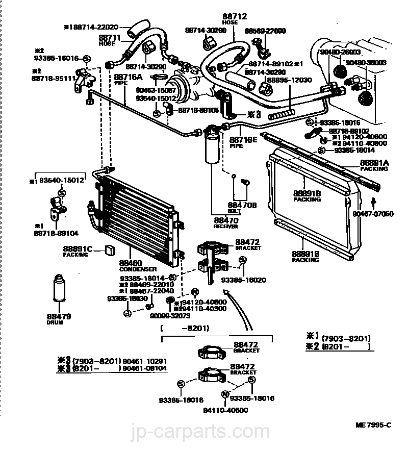 Toyota 4p Engine Diagram Toyota 2c Engine Diagram Wiring