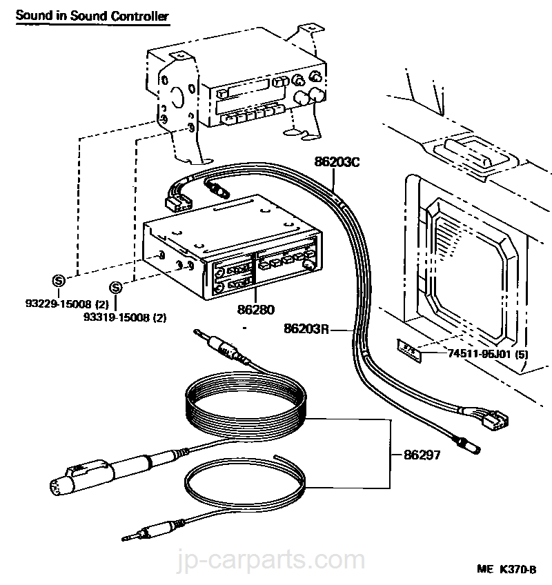Toyota Hiace Super Custom Wiring Diagram
