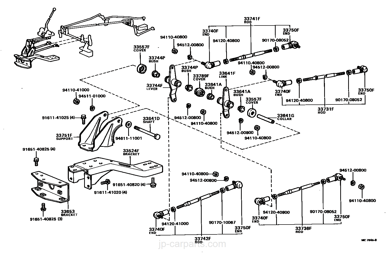 ax4n transmission diagram