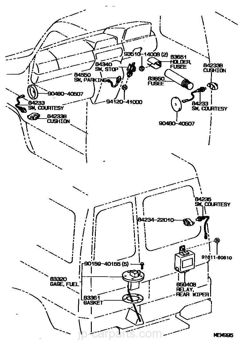 toyota 2c glow plug wiring diagram best wiring library