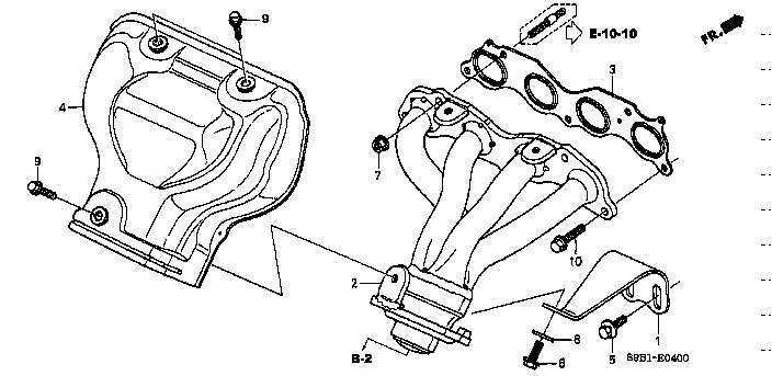 Honda Crx K20 Motor