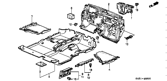 Cba Gd4 Honda