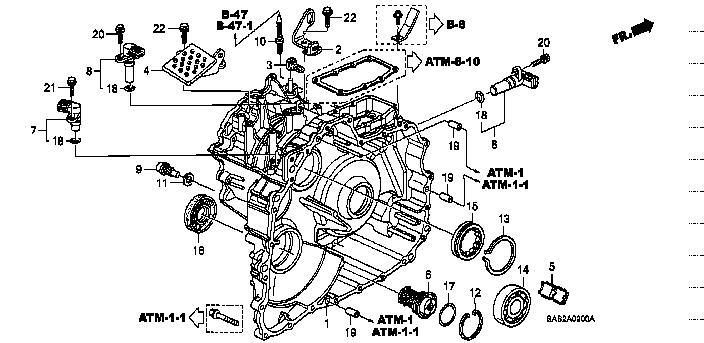 Honda Fit Engine Diagram - Wiring Diagrams