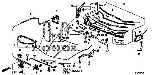 Dba Ge8 Honda