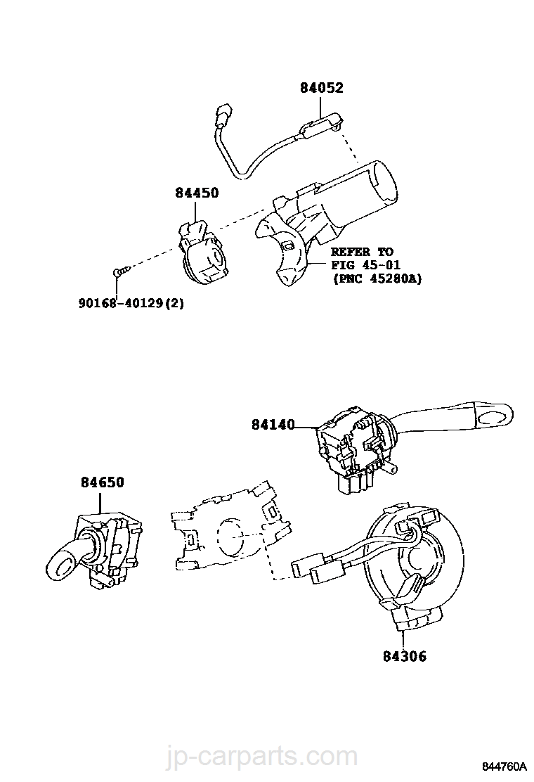 Denso Relay 90084 98031 Diagram Electrical Wiring Diagrams Switch Computer Toyota Part Listjp Carparts Com Vw