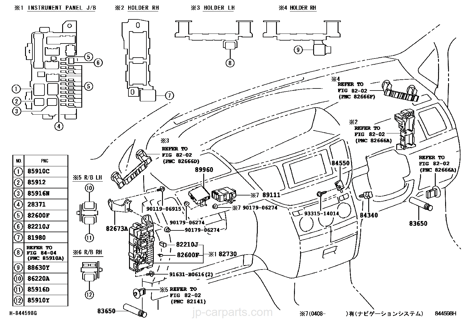 Toyota Noah Fuse Box Wiring Diagram Schemes